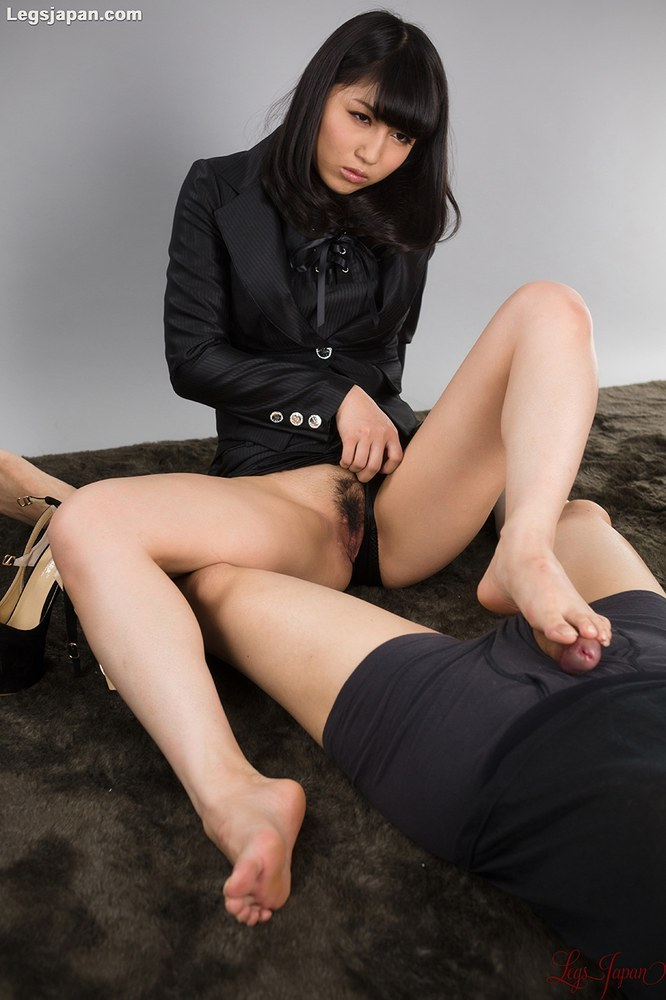 Stockings Leg Job 99